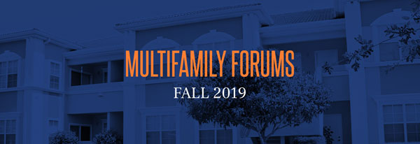 Listing Showcases - Multifamily Forums - Fall 2019